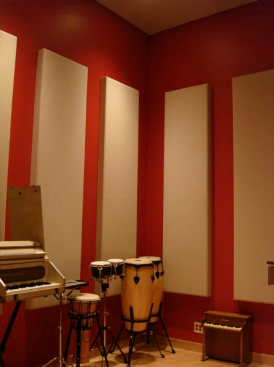 isolation booth